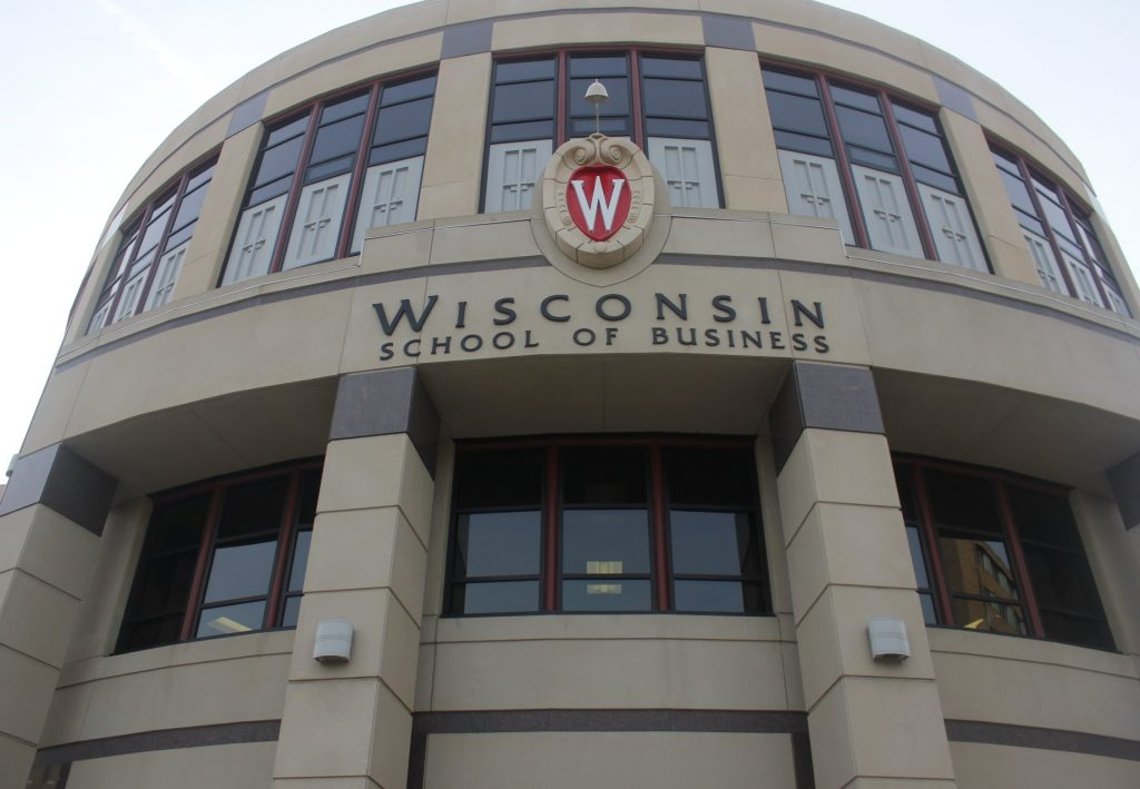 Image of Grainger Hall at UW-Madison from Wikipedia